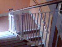 Balustrades - BCS Escape Stairs
