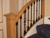 Balustrades - Internal Stairs