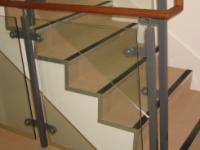 Balustrades - School Lane Stairs