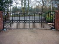 Gates - Christleton