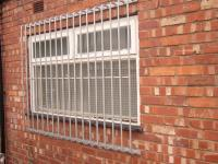 Security - Galvanised Grilles