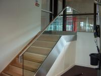 Plymouth Gym Stair